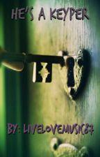 He's A Keyper~ Collins Key fanfiction~ by MrsCollinsKey
