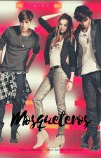Mosqueteros (SLCN # 3) by NikyVGAuthor