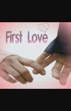first love by amalia87putri