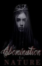 Abomination to Nature | Klaus Mikaelson | by dearie-love