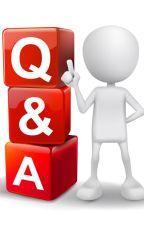 Q&A + Tags by AnnabethW