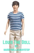 Louis the doll l.s by harrywillalwaystop