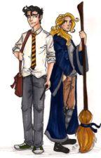 Percy Jackson ad Hogwarts by federicamolinelli