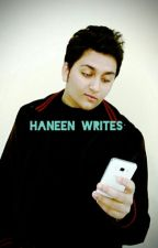 Haneen Writes by therealHaneen