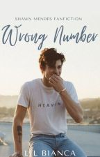 Wrong Number | Shawn Mendes by JustLilBianca