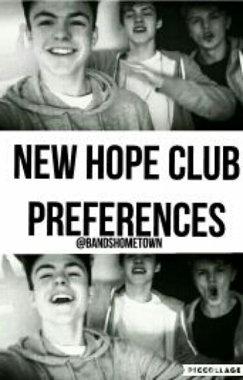 New hope club preferences