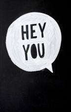Hey you!  by Jakozenormal