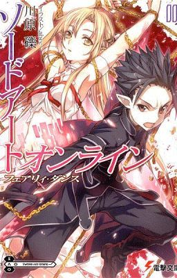 Sword Art Online Light Novel: Volume 4 - Fairy Dance (Alfheim Online)