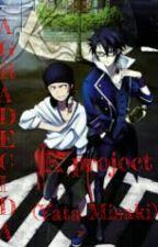Agradecida·K Project(Yata Misaki) by violetapl