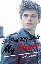 The Bad Boy Stole My Heart by nicolejawabreh__