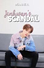 Jinhwan's Scandal II by hobieflakes