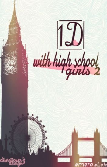 one direction with high school girls 2
