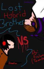 Lost Hybrid Brother(Enderlox-TeamHybrid) by firelavagirl