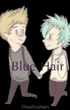 Blue☆Hair // MUKE by TheoValAlen