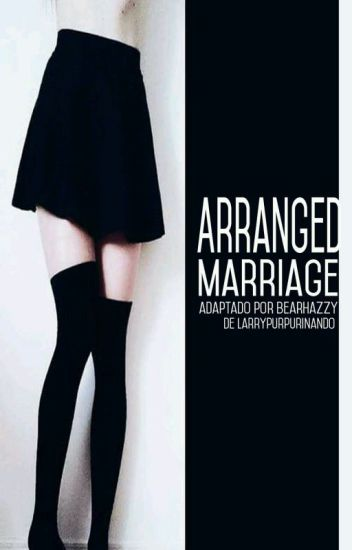 Arranged Marriage - ABO [larry version]