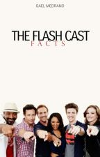 The Flash Cast Facts by xQuickFlashx