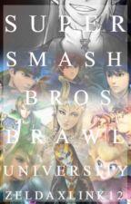 Super Smash Bros Brawl University by zeldaxlink12