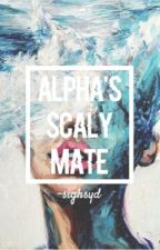 The Alpha's Mermaid Mate (Book 1 of The Alpha Series) by sydnesings
