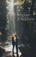 Origine Oubliée  by mariernd