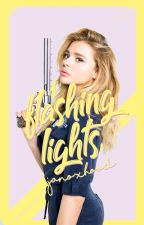 flashing lights ; joshua bradley au by janoxhood