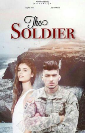 The Soldier | الجُنـدي by mira1dzayn