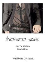 business man. || harry styles. by iwanttobeurana