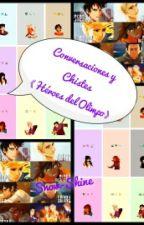 Chistes Y Conversaciones   Héroes Del Olimpo   by Snow-Shine