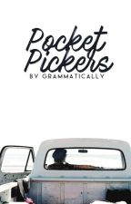 Pocket Pickers #projectwomanup by grammatically