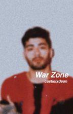 War Zone    Ziam Palik by castielxdean