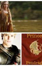 Princess Pendragon by LUNA_B