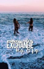 exchange//h.g & j.g by princesswriters