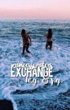 exchange//h.g & j.g by princesswriters