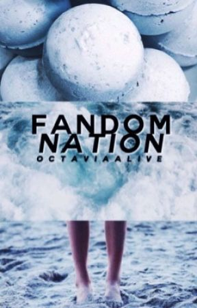 Fandom Naiton [COMPLETED] by Octaviaalive