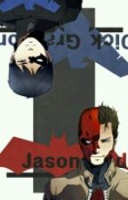 A Hero Love Triangle (Jason Todd X Reader X Dick Grayson)(on Hold Til February) by lovethe_fandom