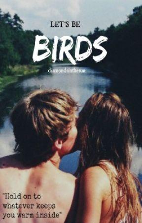 BIRDS (Niall Horan/ Keep Me Warm Sequel) by DiamondsintheSun