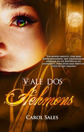 Vale dos Aehmons by CarolTSales
