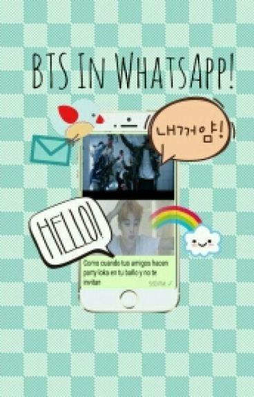 BTS en WhatsApp!