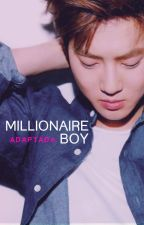 Millionaire Boy | Suho by dleedonghae