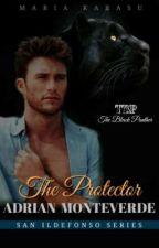 The Protector by mariakarasu