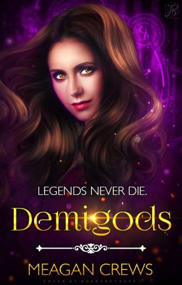 Demigods ➵ Legends of Tomorrow