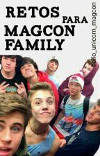 Retos Para Magcon Family by Hello_Unicorn_Magcon