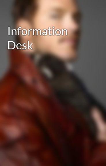Information Desk by BTRlover2211