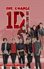 One Change, One Direction by phenoMAEniall