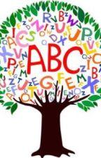 LEARN YOUR ALPHABET by BLESSPHANN