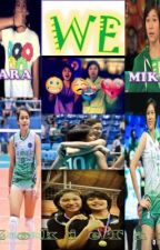We (Mika Reyes 'yeye' and Victonara 'ara' Galang) by AffableDamsel