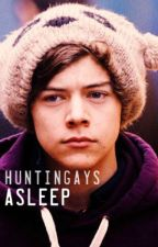 asleep // larry stylinson ● by huntingays