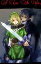 A Love Like War (Dark Link x Link) (TRANSFERRED) by CrafterLily1