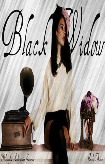 Black Widow (Book Three, The Originals, Crescent Wolves Series)