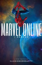 Marvel Chatroom - Reader by IllusionOrReality