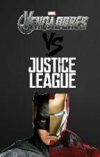Los Vengadores Vs La Liga De La Justicia by injustice9970
